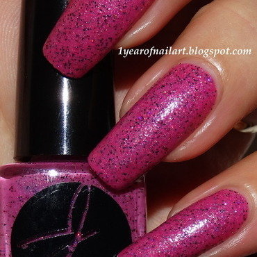Jior Couture Suck Me, Vampire Barbie Swatch by Margriet Sijperda