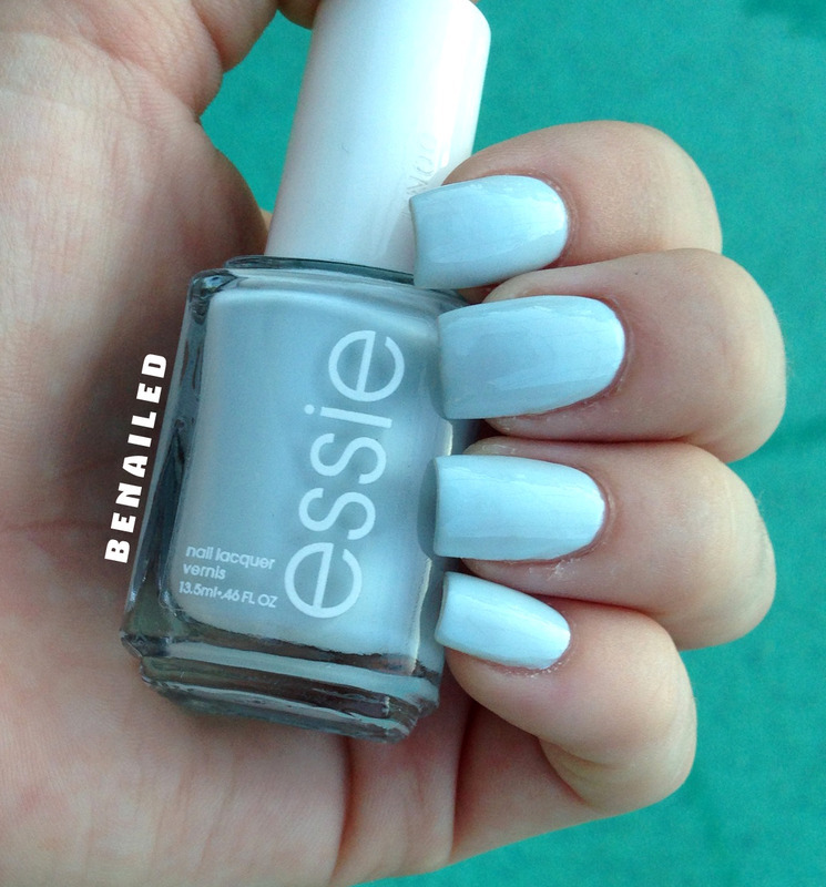 Essie Find Me An Oasis Swatch by Dana  Nicole