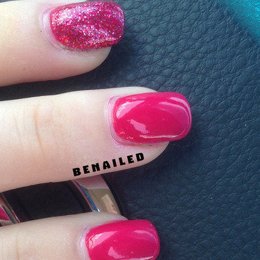 Sinful Colors Sizzling and Zoya Astra Swatch by Dana  Nicole