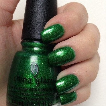 China Glaze Running in circles Swatch by Dana  Nicole