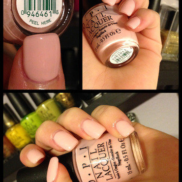OPI I Theodora You Swatch by Dana  Nicole