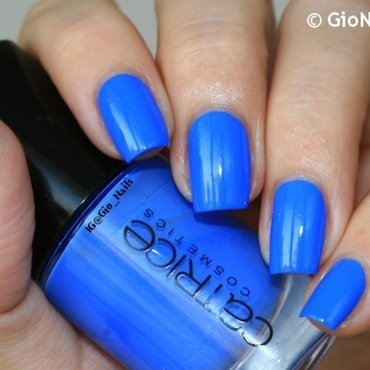Catrice It's All I Can Blue Swatch by Giovanna - GioNails