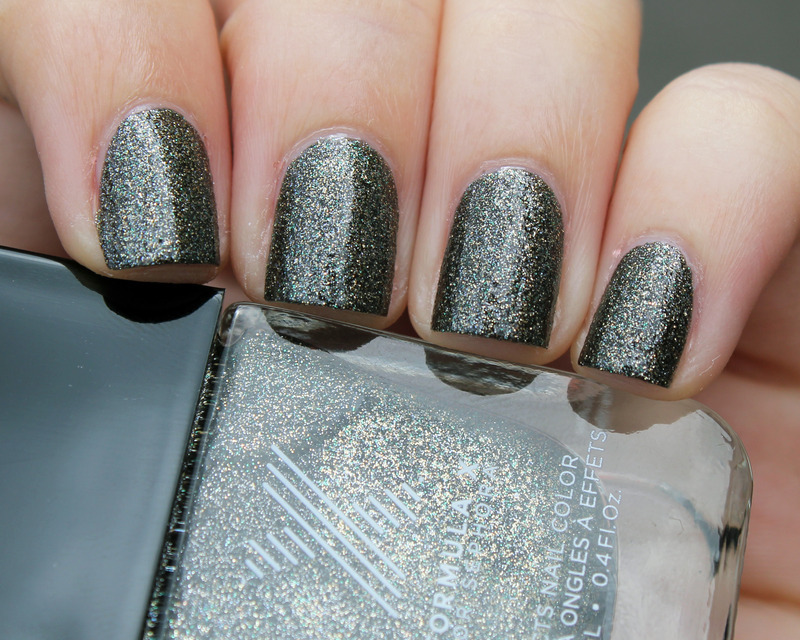 Formula X Super Charged Swatch by Moriesnailart