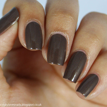 China Glaze Ingrid Swatch by Vicky Standage