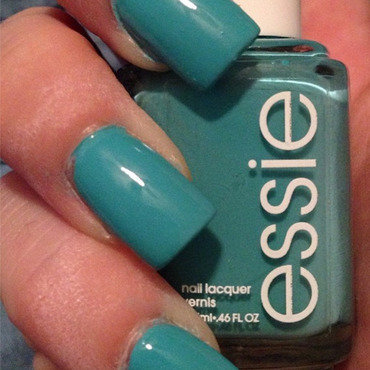 Essie In The Cab-Ana Swatch by Dana  Nicole