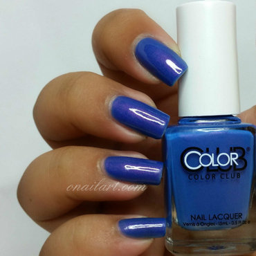 Color Club Bell Bottom Bell Swatch by OnailArt