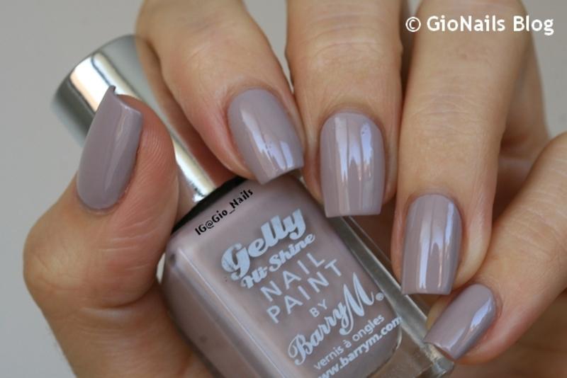 Barry M Almond Swatch by Giovanna - GioNails