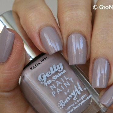 Barry M Almond Swatch by Giovanna - GioNails