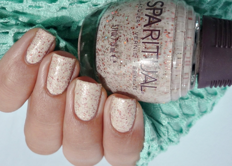 SpaRitual Barefoot Swatch by Romana