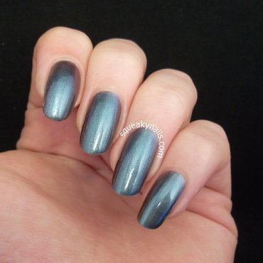 spell polish Eluding the Cloud Swatch by Squeaky  Nails
