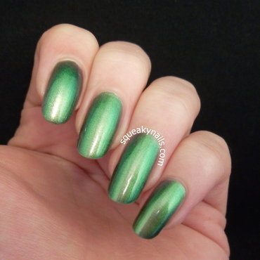 spell polish No Place Like Home Swatch by Squeaky  Nails