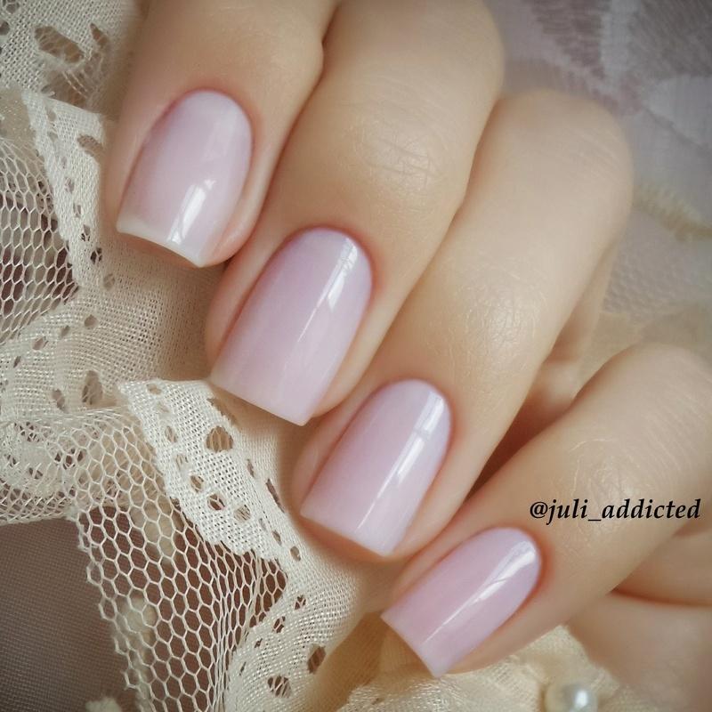 eveline Эффект белых ногтей Swatch by Juli