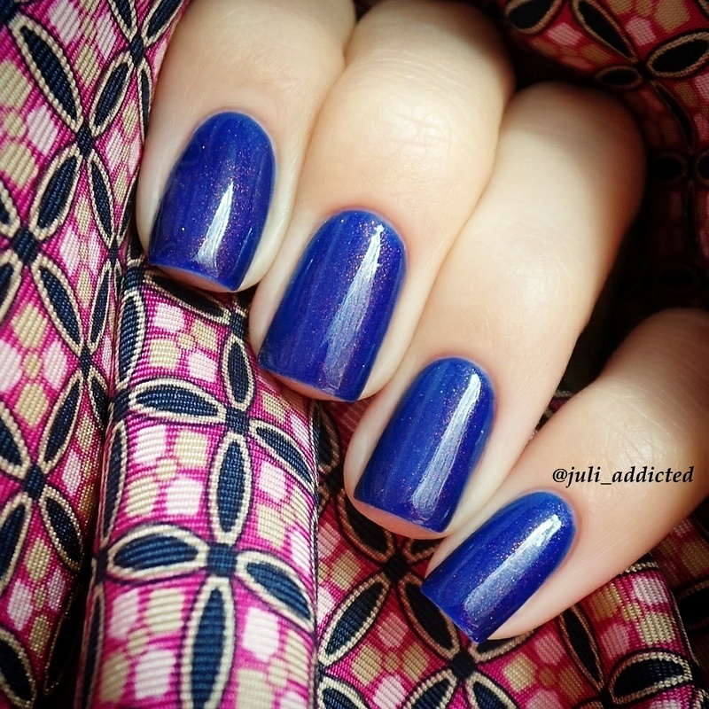 Cirque Midsummer Night Swatch by Juli