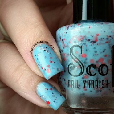 Scofflaw Paranoid Android Swatch by sevenseasofpolish