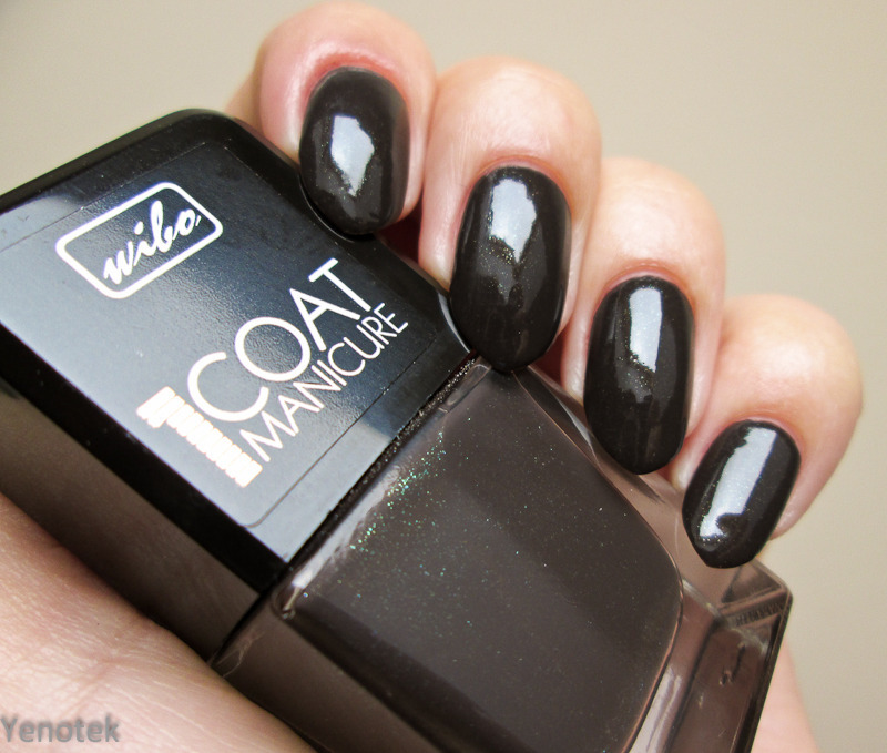 Wibo 1 Coat Manicure nr 11 Swatch by Yenotek