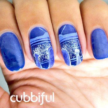 Poltergeist supernatural nails thumb370f