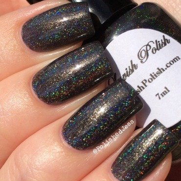 Lavish Polish Holo-ween Swatch by PolishedJess