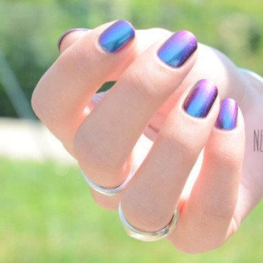 I Love Nail Polish Birefringence Swatch by nehmaah