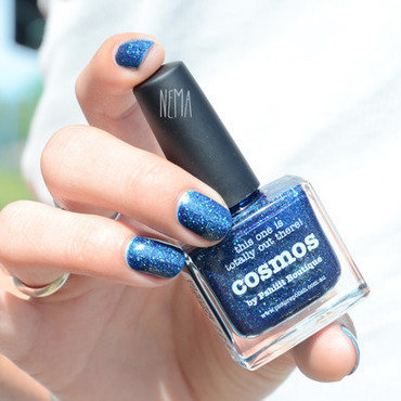 piCture pOlish Cosmos Swatch by nehmaah