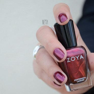 Zoya Blair Swatch by nehmaah