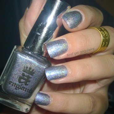 A England dancing with nureyev Swatch by And'gel ongulaire