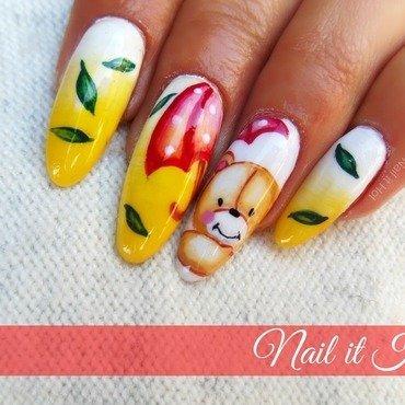 Fall nail art by Nail_it_hot