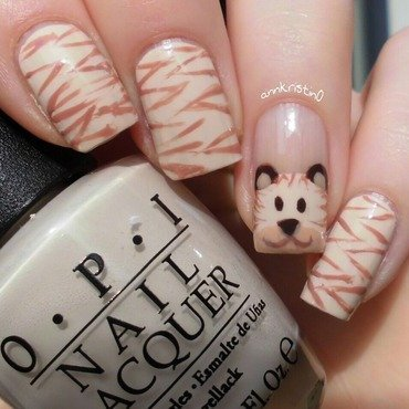 Nici Nails nail art by Ann-Kristin