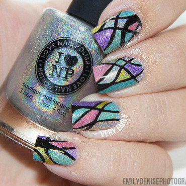 ILNP Nails nail art by Very Emily