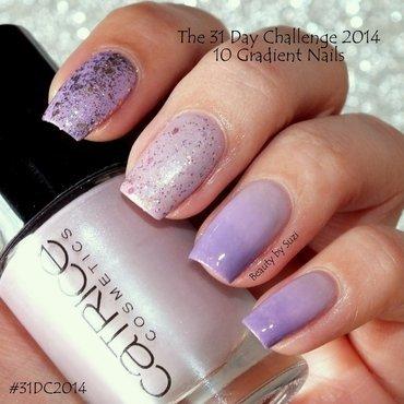 Gradient Nails nail art by Suzi - Beauty by Suzi