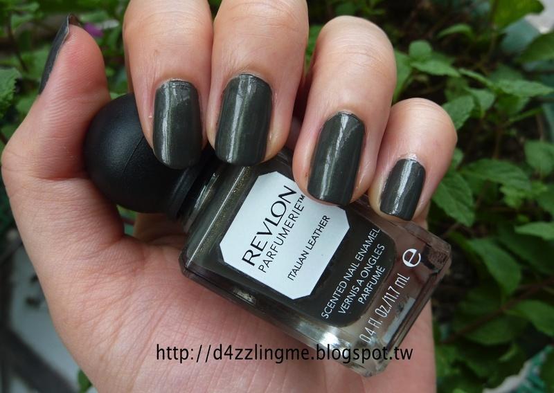 Revlon Parfumerie Italian Leather Swatch by D4zzling Me - Nailpolis ...