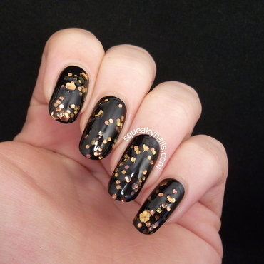 Starrily Sleepy Hollow Swatch by Squeaky  Nails