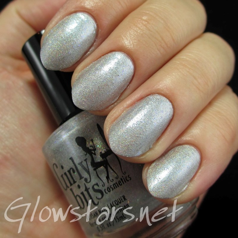 Girly Bits Accidental PPV Swatch by Vic 'Glowstars' Pires