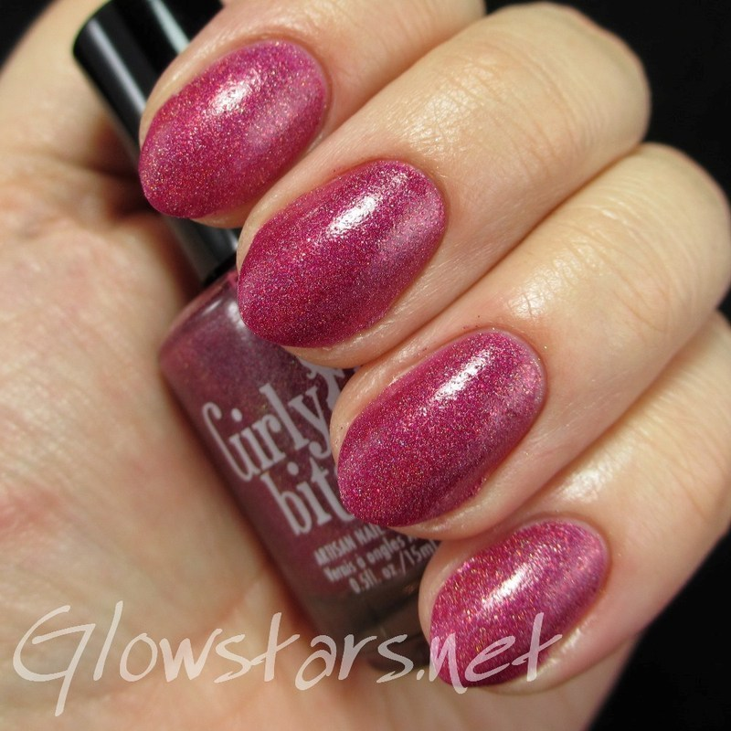 Girly Bits Too Hot For Pants Swatch by Vic 'Glowstars' Pires