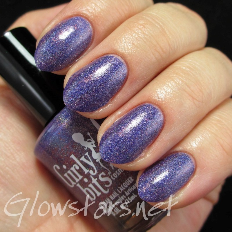Girly Bits Protect Your Girly Bits Swatch by Vic 'Glowstars' Pires