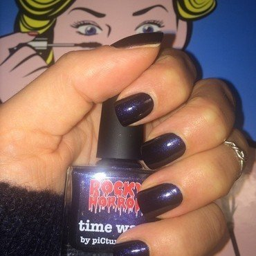 piCture pOlish time warp Swatch by Ella