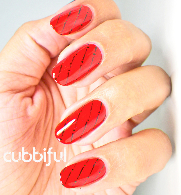 Can\'t Say No To Elegance nail art by Cubbiful - Nailpolis: Museum of ...