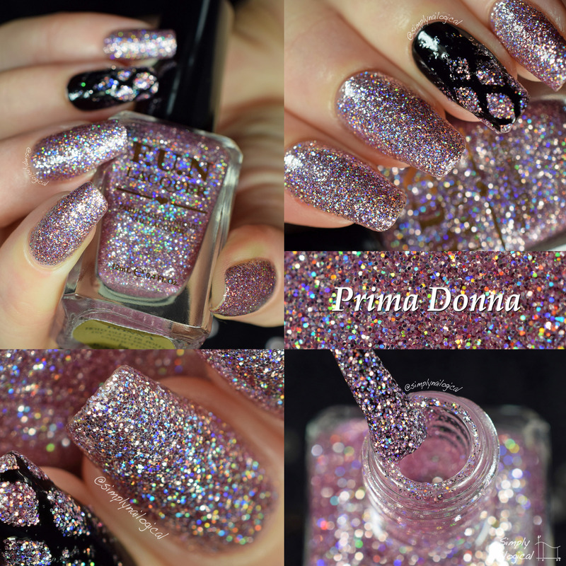 Fun Lacquer Prima Donna Swatch by simplynailogical