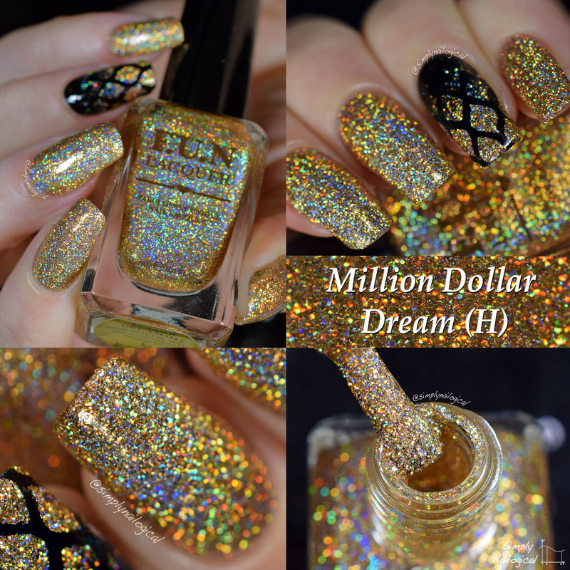 Dream h swatch by simplynailogical nailpolis museum of nail art