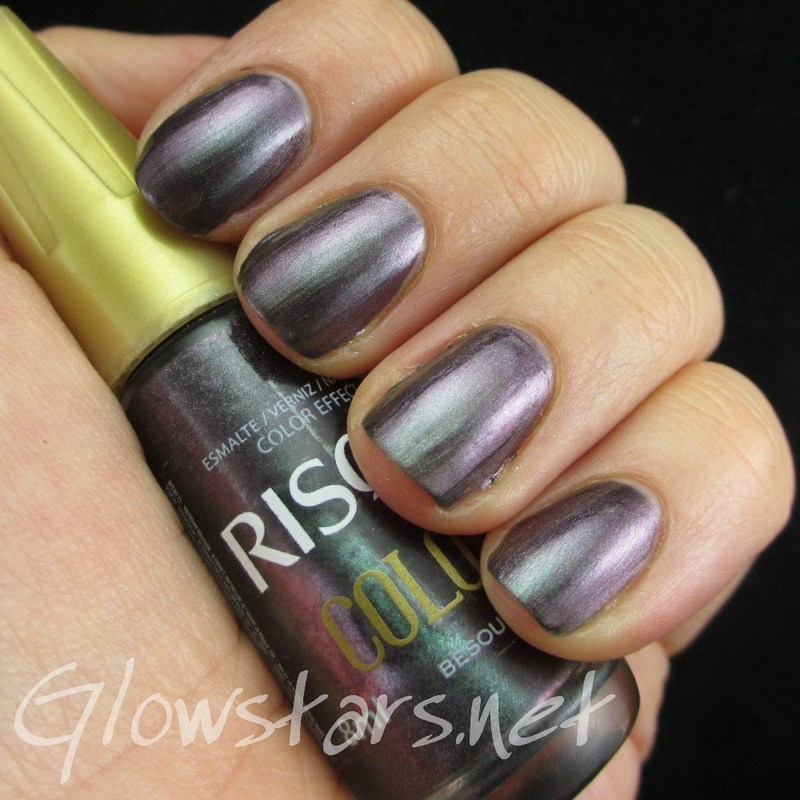 Risqué Besouro Swatch by Vic 'Glowstars' Pires