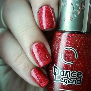 Dance Legend Danger Danger Swatch by sevenseasofpolish