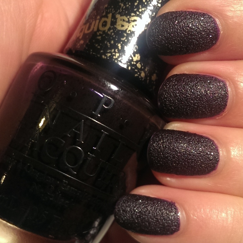 OPI Vesper Swatch by Steph