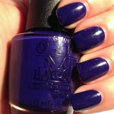 OPI Eurso Euro Swatch by Steph