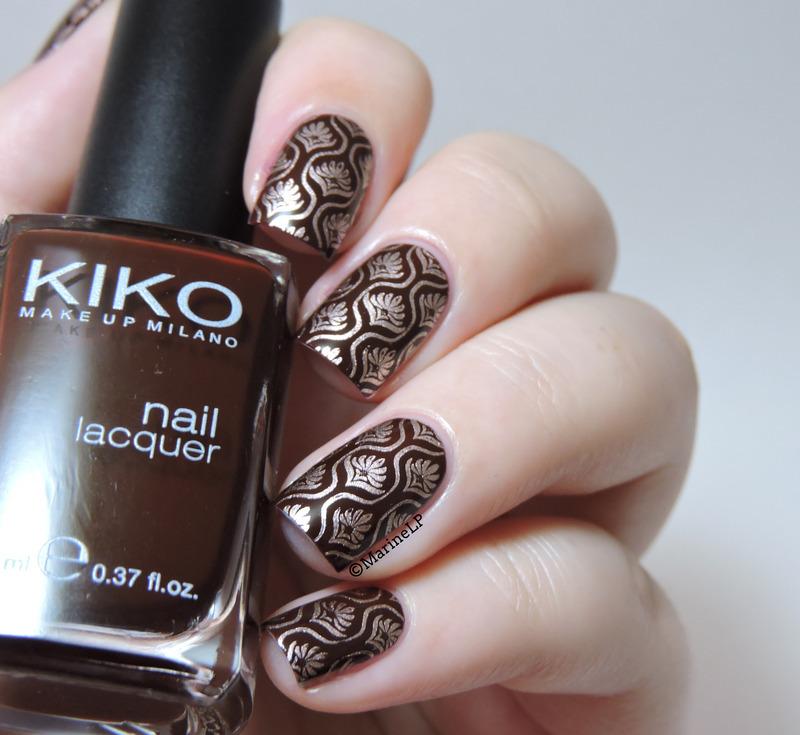 Fall is here! nail art by Marine Loves Polish