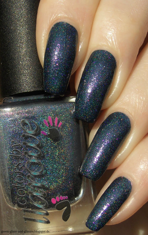 Colors By Llarowe The Way You Make Me Feel Swatch by greeench