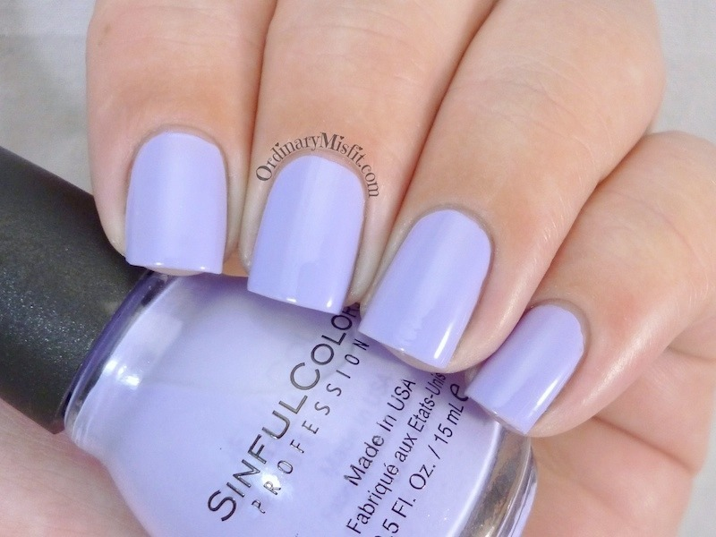 Sinful Colors Candy Coated Swatch by Michelle