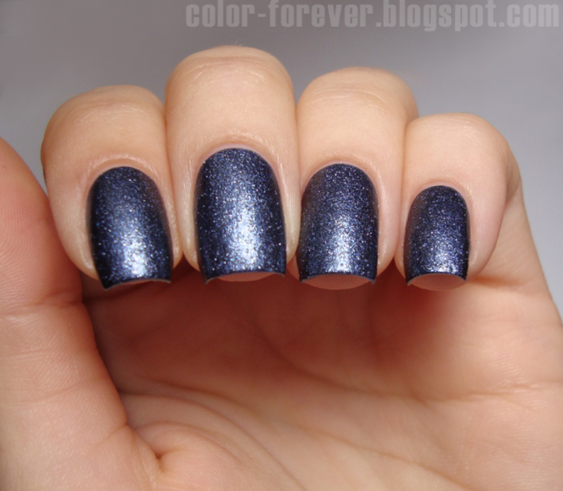 Essence Blue-jeaned Swatch by ania