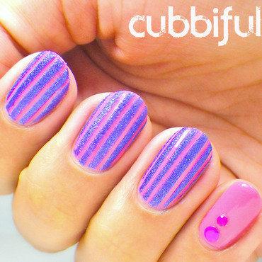 Striped nails thumb370f