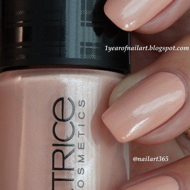 Catrice England's Rose Swatch by Margriet Sijperda