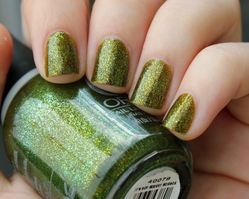 Orly It's Not Rocket Science Swatch by Moriesnailart