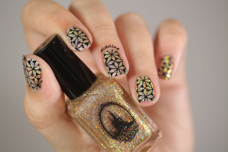 Fantastic How To Nail Art Tiny Essie Yellow Nail Polish Rectangular Chanel Malice Nail Polish New Fashion Nail Art Young Nail Art Onalaska Wi BrightCopper Penny Nail Polish Enchanted Polish Flashing Lights \u0026amp; Stamping Nail Art By Dorra ..